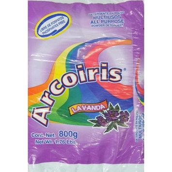 Arcoiris Powder Laundry Detergent, Lavanda, 800g