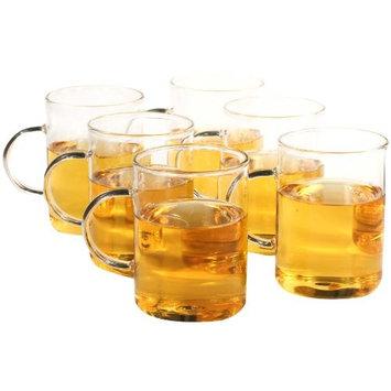 Coffee, Tea Glasses, Set of 6