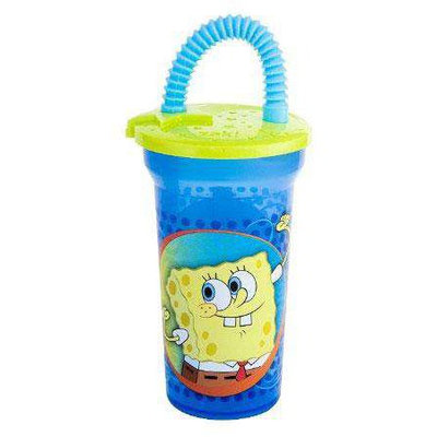 Zak! Nickelodeon SpongeBob SquarePants Fun Sip