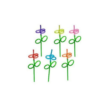 Flower Straw (2-pack)
