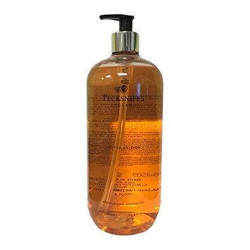 Pecksniffs Freesia and Poppy Moisturizing Shower Gel 33.8 Oz