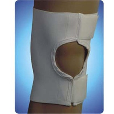 Living Health Products AZ-74-3060-L 8 in. Knee Support Large