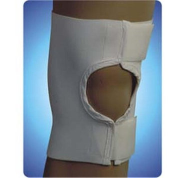 Living Health Products AZ-74-3060-M 8 in. Knee Support Medium