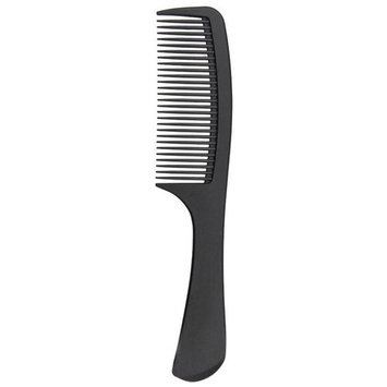Carbon Hair Comb with Handle
