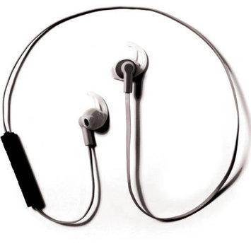 Zunammy Z Budz ZTH4 Wireless Bluetooth Sport Headphones with Built-In Microphone - Gray