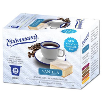 White Coffee Entenmann's Vanilla Single Serve 48 Count