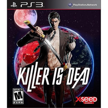 Xseed Gaming Killer is Dead for Sony PS3