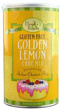 FunFresh Foods Dowd & Rogers Cake Mix Golden Lemon 14 oz