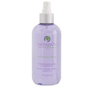 Therabath Sanitizing Spray 8 oz.