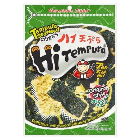 TAO KAE NOI Super Crispy Grilled Seaweed -Tempura Flavor