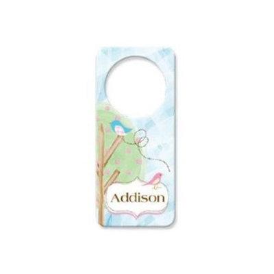 KidKraft Personalized Door Hanger - Birds