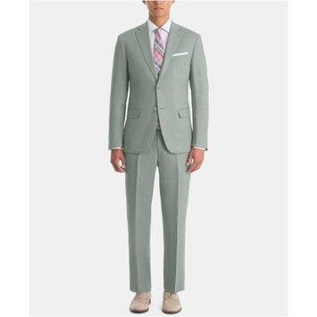 Men's UltraFlex Classic-Fit Sage Linen Suit Separates
