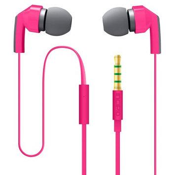 Incipio Incipio NX-304 F80 Earbud Headset W/ Mic 3.5mmaccs 1.2m Pink/gray