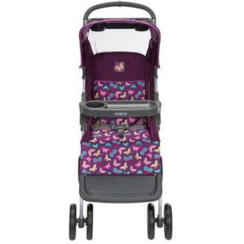 Cosco Lift & Stroll Travel System 3-in-1 Stroller, Butterfly Twirl