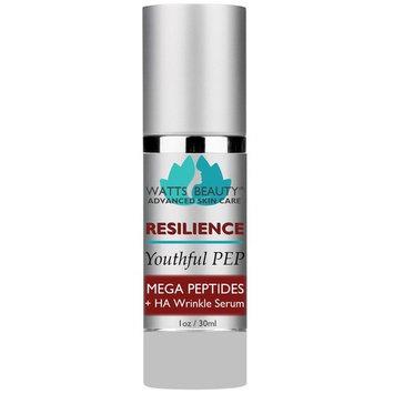 Watts Beauty Youthful PEP Powerhouse Peptide Complex Daily Face Serum