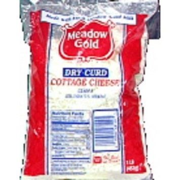 Meadow Gold Dry Curd Cottage Cheese, 16 oz
