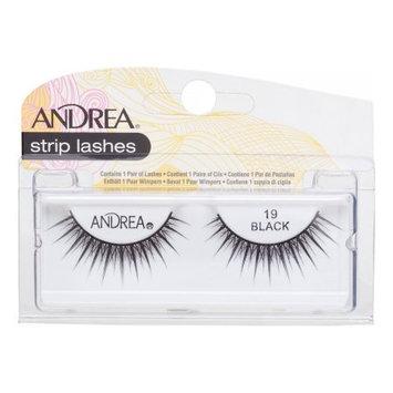 Andrea False Eyelashes, Style 19, Black