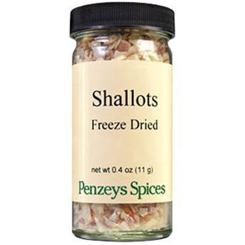 Shallots By Penzeys Spices .4 oz 1/2 cup jar