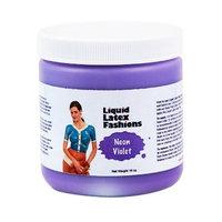 Ammonia Free Liquid Latex Body Paint - 32oz Neon Violet