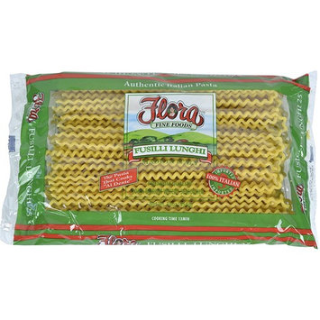 Flora Foods Fusilli Lunghi N.25 - Imported from Italy - 100% Durum - Premium Quality - We've been in business for over 42 years! If it's Italian.It's Flora