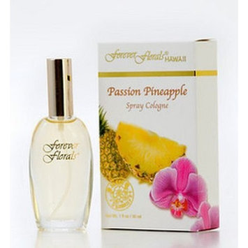 FOREVER FLORALS PASSION PINEAPPLE COLOGNE 1 OZ