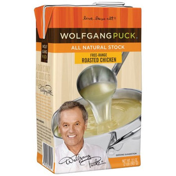 Campbell Soup Company Wolfgang Puck All Natural Free-Range Chicken Stock 32oz