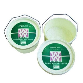 WaxWel 11-1752-3 Paraffin 1 x 3-Lb Tub of Pastilles Wintergreen Fragrance