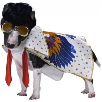 Spirit Halloween Rock N Roll King Dog Costume