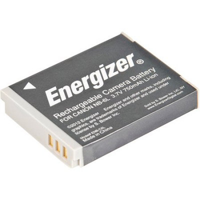 Eveready Energizer - Rechargeable Lithium-ion Battery - Gray