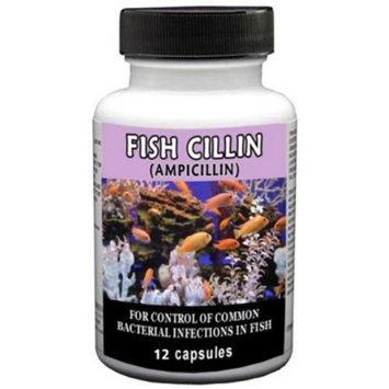 Fish Cillin (Ampicillin) - 250mg (12 Capsules)
