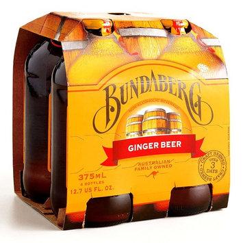 Bundaberg - Ginger Soda - Multipack of 4 - 375ml