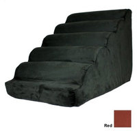 O'donnell Industries ODonnell Industries 60788 Medium Scalloped Pet Ramp - Red