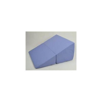 Alex Orthopedic Bed Wedge 12 Blue 25 X 24 X 12 Also used to elevate the feet for relief of swelling