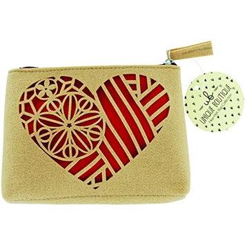 Unique Boutique 1994580 Heart Felt Bag - Case of 48