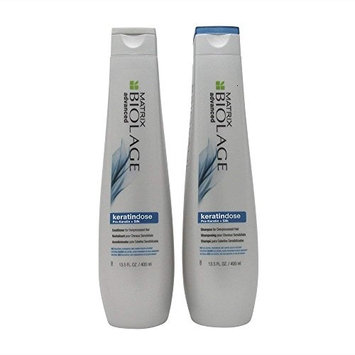 MATIRX Keratindose Shampoo and Conditioner, 13.5 oz.
