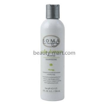 SOMA HAIR TECHNOLOGY Scalp Therapy Shampoo 8oz VEGAN from Soma [8oz]