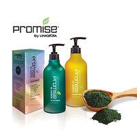 Uniqkka Promise Shampoo Cleanser & Conditioner Combo Set - 16.9 Fluid Ounce Each - Anti-Hair Loss - Hair Loss Repair