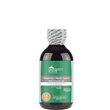 Rosemary+ Master Speed Hair Growth Oil (Organic Growth Formula)