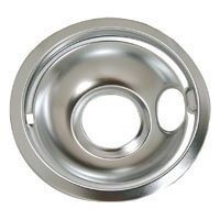 Whirlpool WL-W10196406 6 inch Drip Bowl Chrome