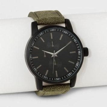 Men's Strap Watch - Goodfellow & Co™ Green