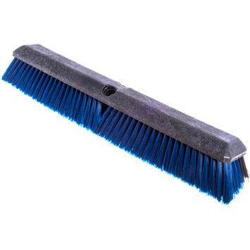 Carlisle Brooms & Mops 24 in. Plastic Block Omni Sweep (12-Pack) 4188100