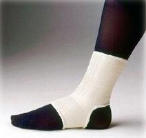 FLA Orthopedics FL40101SMSTD FLA Pullover Elastic Anklet Size Small 8 9.5 in.