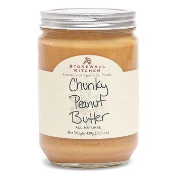 Stonewall Kitchen Chunky Peanut Butter, 15.5 oz [Chunky]