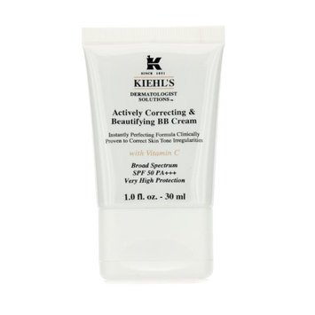 Kiehls Actively Correcting and Beautifying BB Cream, Shade 1
