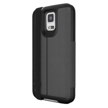 Incipio Samsung Galaxy S5 Watson Folio Case - Grey