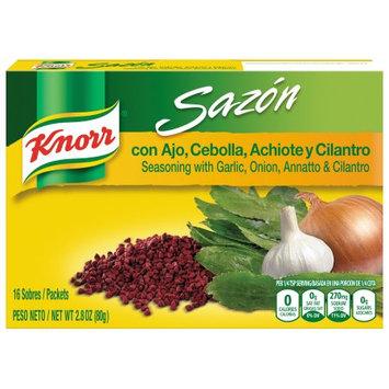 Knorr® Sazon Seasoning Garlic Onion Annatto Cilantro