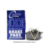 Centric Brake Pad Set, #301-10750