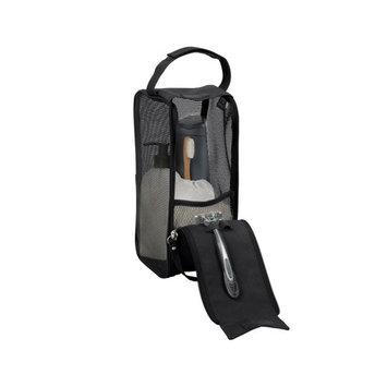 Simplify Hanging Mesh Toiletry Bag
