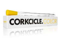 Corkcicle Color Wine Chiller, Yellow