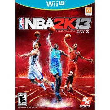 2k Sports Take-Two NBA 2K13 - Sports Game - Wii U